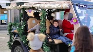 Musical de Natal a marcar início de Barca in'Natalis | Ponte da Barca TV