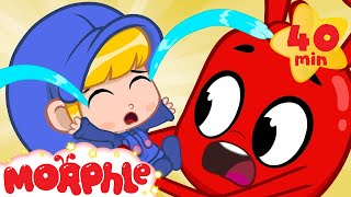 Mila The BABY is CRYING - My Magic Pet Morphle  Cartoons For Kids  Morphle TV  BRAND NEW