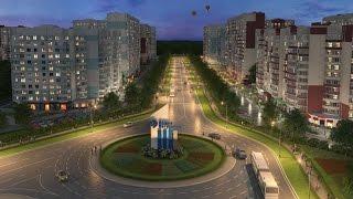 видео Новостройки в районе Арбат, Москва