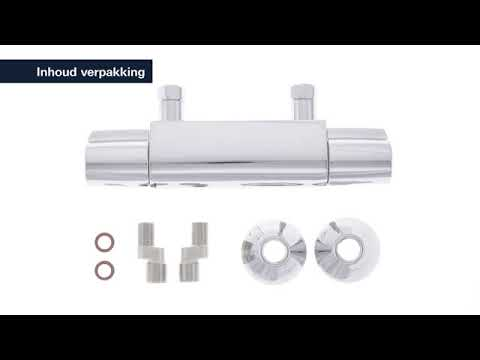Bekend GAMMA | Grohe Thermostatische Douchekraan Precision Trend New AZ77