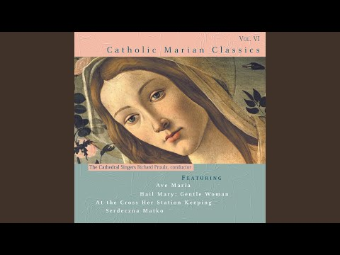 Ave Maria, Op. 52 No. 6, D. 839 (Arr. for High Voice, Choir & Harp)