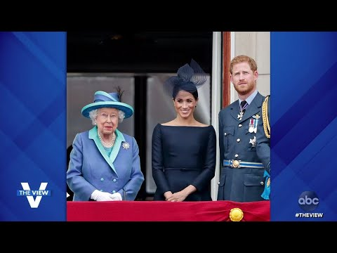 Meghan Markle Says Royals Refused Security For Archie | The View
