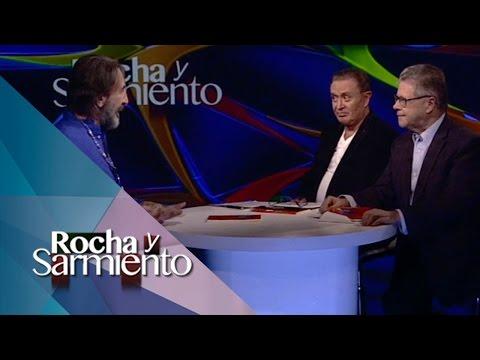 Una Entrevista De Controversia Con Michel Domit