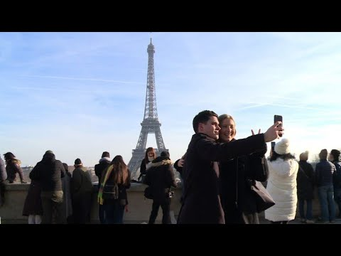 AFP news agency: France tourism to break records despite 'yellow vest' protests
