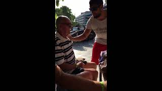 Gay Turk chats up 83 year old man part 1