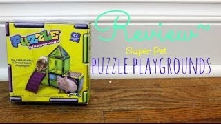 Review | Super Pet Puzzle Playgrounds!
