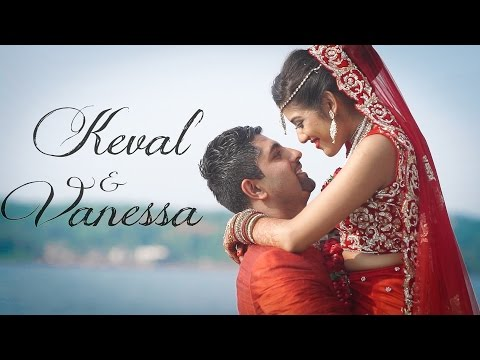Indian Wedding Trailer Keval & Vanessa at Goa Marriott Resort & Spa - Panaji, India