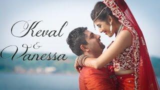 Indian Wedding Trailer Keval & Vanessa at Goa Marriott Resort & Spa - Panaji, India