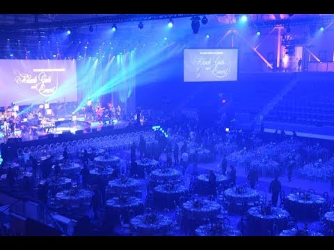 Highlights from The David Foster Miracle Gala in Toronto (Sep 26, 2015)