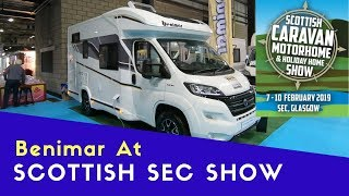Rockin Vans and Benimar | The Scottish Caravan, Motorhome And Holiday Home Show Pt 2