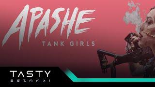 Скачать Apashe Tank Girls Feat Zitaa