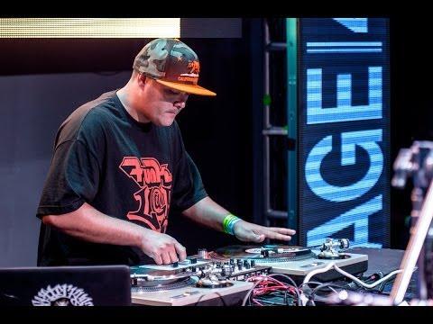 DJ Chuck Flava || 2013 DMC U.S. Finals
