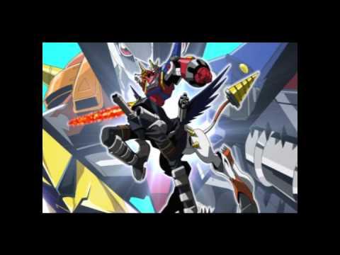 Digimon Xros Wars X4B Theme - The Guardian (Karaoke Version)
