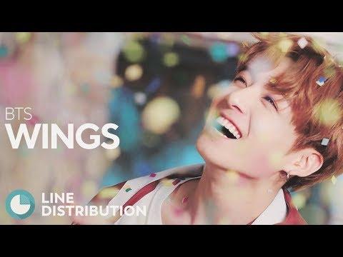BTS - Wings (Line Distribution)