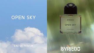 바이레도 새로운 향수, 오픈 스카이 BYREDO OPE…