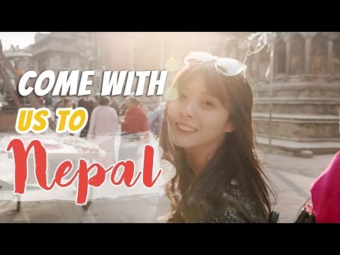 Come with us to Nepal!
