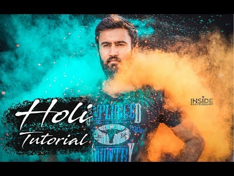 Holi Photography and Editing Tutorial in Hindi | Inside Motion Pictures | 2019 thumbnail