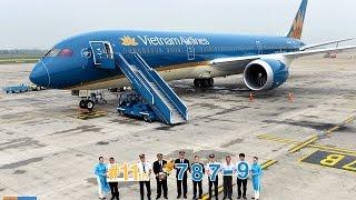 Vietnam Airlines nhận Boeing 787-9 thứ 11 | Yêu Máy Bay