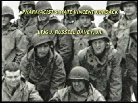 Navy Medicine at Normandy - WW2
