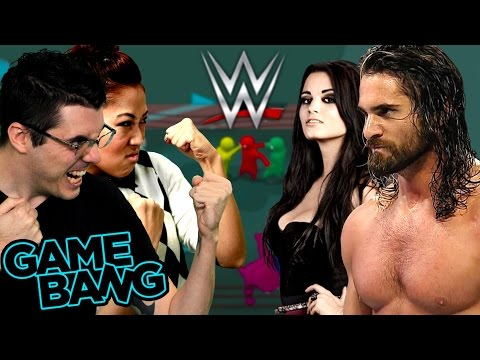 WWE GANG BEAST BATTLE (Game Bang)