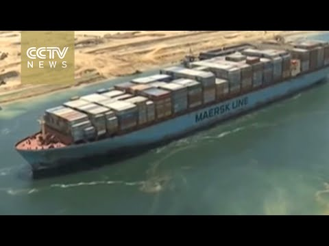 China takes stake in new Suez Canal project