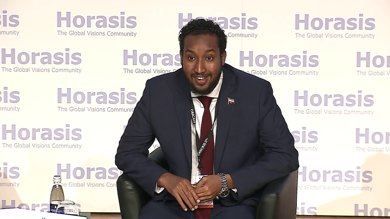 Plenary  'Nation Building in a Globalized World': Horasis Global Meeting 2019