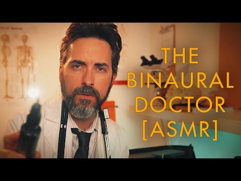 The Binaural Doctor [ASMR]
