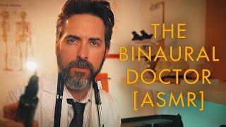 Video The Binaural Doctor [ASMR] download MP3, 3GP, MP4, WEBM, AVI, FLV Januari 2018