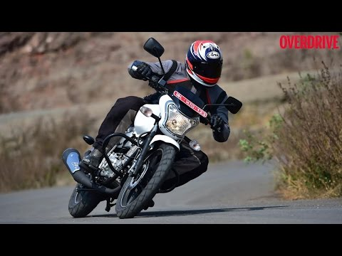 Bajaj V15 - First Ride Review by Overdrive