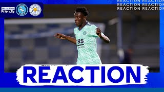 'I Want To Impress' - Kamal Sowah | Wycombe Wanderers 1 Leicester City 0 | The Foxes In Pre-Season