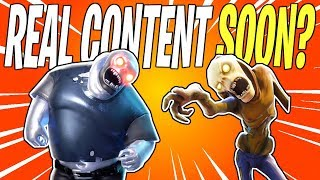When Will Save The World Get Any REAL Content? | Fortnite Save The World