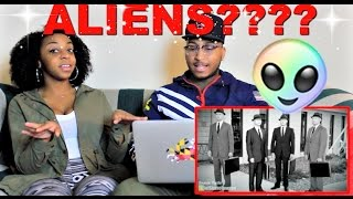 "Shane Dawson ""SCARY PROOF THAT ALIENS EXIST"" Reaction!!!"