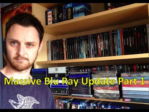 Massive Blu Ray Update Part 1