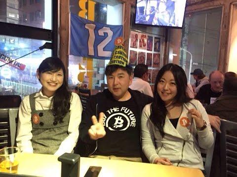 Bitcoin impresses Tokyo Girls (with no tech explanation)