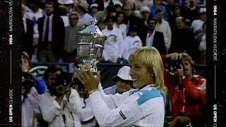 US Open Classics: Martina Navratilova vs. Chris Evert | 1984 Final