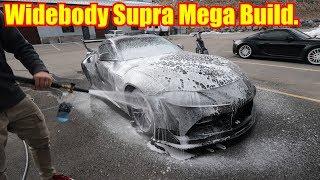 Tearing Apart my Toyota Supra AGAIN!