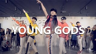 Video Total Ape - Young Gods / Jane Kim Choreography . download MP3, 3GP, MP4, WEBM, AVI, FLV September 2018