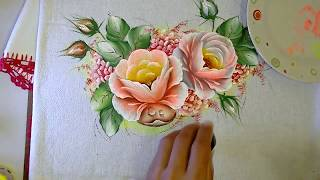 Roberto Ferreira – Maquiagem na pintura