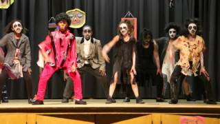 Thriller MJ Tribute - Kids show at Baldwin Hills Elementary