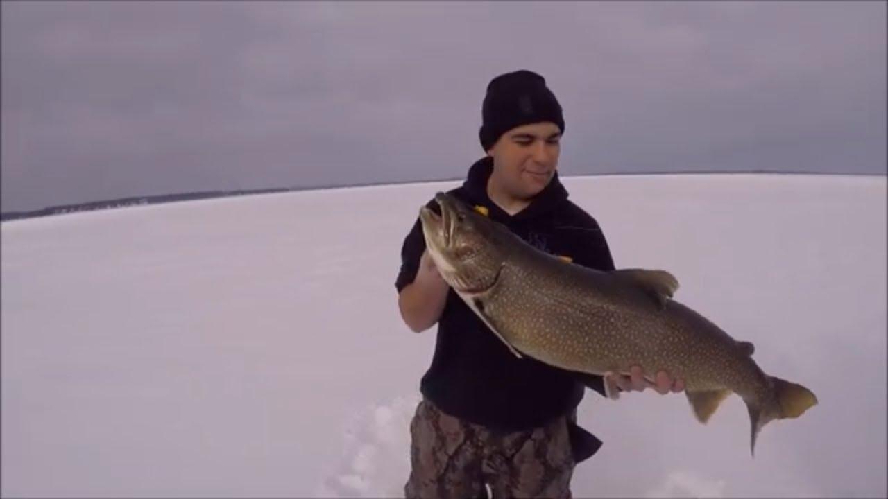 Lake Simcoe WhiteFish And LakeTrout 2019