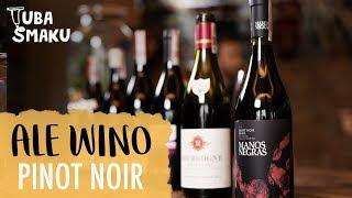 Dziś na tapecie wino Pinot Noir. Garść najważniejszych informacji o...
