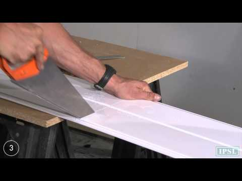pvc-ceiling-panels---how-to-install-aquaclad-ceiling-panels---by-ipsl