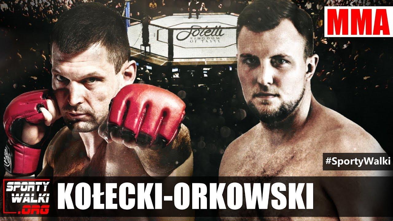 BABILON MMA2 Szymon Kołecki vs Michał Orkowski – oficjalna ceremonia ważenia