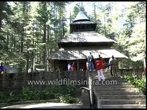 Hadimba Mata Temple -  Manali, Himachal Pradesh