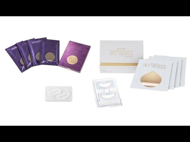 Микроиглы Acropass для безболезненной биоревитализации кожи