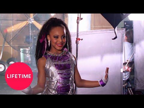 Dance Moms: The Girls Work the Music Video Catwalk (Season 1 Flashback) | Lifetime