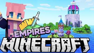 Upgrades \u0026 Alliances | Ep. 8 | Minecraft Empires 1.17