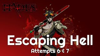 Our Mother, Persephone | Escaping Hell Hades Let's Play Attempts 6 & 7