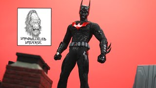 SDCC Exclusive Mezco Batman Beyond Action Figure Review