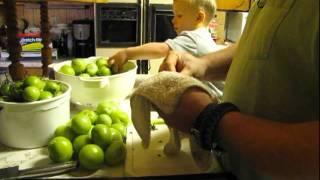 PZTV - Dehydrating Green Tomatoes